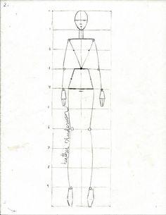 Пропорции фигуры | 11 фотографий Fashion illustration