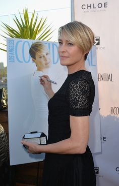 Robin Wright Photos Photos - Actress Robin Wright attends Los Angeles Confidential Magazine and Cover Star Robin Wright Celebrate The Magazine's Women Of Influence Issue at SIXTY Beverly Hills on June 4, 2014 in Beverly Hills, California. - Los Angeles Confidential Magazine And Cover Star Robin Wright Celebrate The Magazine's Women Of Influence Issue