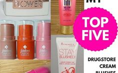 Meine Top Five Drogerie Creme Blushes aller Zeiten