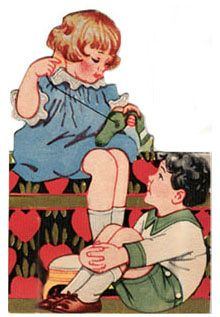 Sewing Valentine