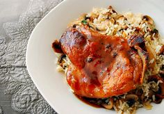 Honey Spice Pork Chops