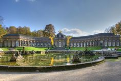 Hofgarten Eremitage, Bayreuth - spent my first mother's day here 9 years ago picnicking in the gardens