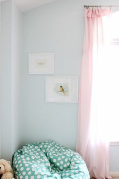 The ragged wren : Girls Room Makeover...Finally!