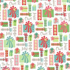 gift wrap design pattern - Google Search