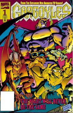 Gargoyles (Marvel) #1 Cover