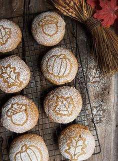 Soft Pumpkin Spice Cookies