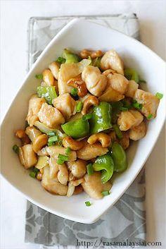 TheNipTuckFoodBlog: Cashew Chicken, Weight Watchers Fake Away