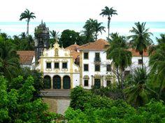 Mosteiro de São Bento, Olinda, Brasil