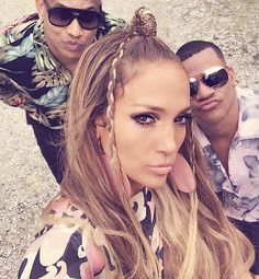 Jennifer Lopez (Courtesy of Instagram)