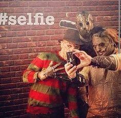 selfie...