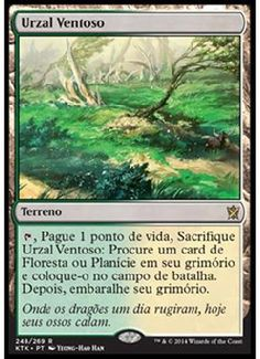 Urzal Ventoso / Windswept Heath | Busca de Cartas | Ligamagic