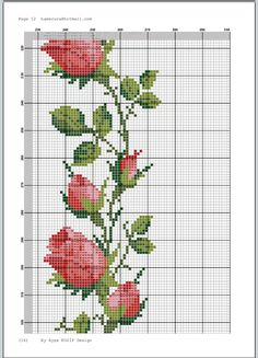 1 million+ Stunning Free Images to Use Anywhere Cross Stitch Fruit, Cross Stitch Rose, Cross Stitch Borders, Cross Stitch Flowers, Cross Stitch Designs, Cross Stitching, Cross Stitch Patterns, Teacher Birthday Gifts, Thank You Teacher Gifts