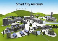 First Building in Amaravati smart city