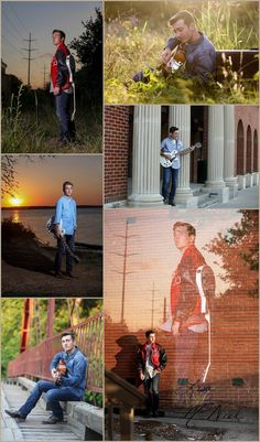 Senior Pictures for HomeSchoolers, boys, guys, ideas, poses, football, letter jacket, guitar, bridge, field, urban, sunset, train, railroad, city, home school, Texas, Dallas, Lisa McNiel
