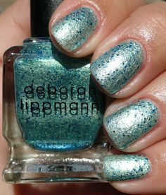 Another dream polish.: Deborah Lippmann - Mermaid's Dream