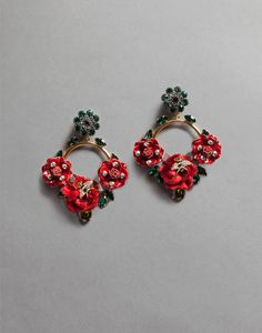 Dolce&Gabbana | WEH6R3W0001 | Earrings | Jewelry & Bijoux