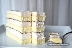Domaći Kuhar - Deserti i Slana jela: Kapucino šnjite Torte Recepti, Kolaci I Torte, Cheesecake Recipes, Cupcake Recipes, Baking Recipes, Brze Torte, Cake Cafe, Russian Cakes, Torte Cake