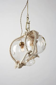 Knotty Bubbles | Lindsey Adelman