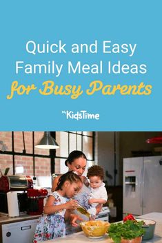 Quick and Easy Family Meal Ideas for Busy Parents – Mykidstime Quick Family Meals, Plum Sauce, Tortilla Wraps, Midweek Meals, Weekly Meal Planner, Vegetable Stir Fry, Eat The Rainbow, Easy Pasta Recipes, Chicken And Vegetables