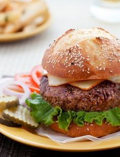 I worked in a fine dining steakhouse for six years, so I'm very picky when it comes to my burgers. If they're not tender, juicy and flavorful, they're just not worth it. Problem is, it's difficult to replicate steakhouse burgers at home because most steakhouses use closely-guarded recipes and custom ground beef mixes, both of which are hard to find