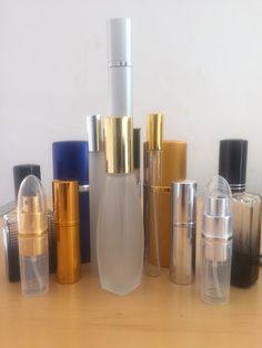 Perfume packaging,perfume oils , and compound ready to make your own perfume