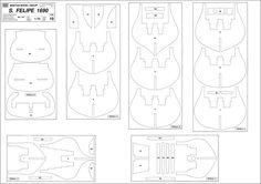 Quinze marins sur le bahut du mort...: Plan San Felipe 1ère partie Model Ship Building, Model Boat Plans, Hms Victory, Wooden Ship, Deck Plans, 3d Puzzles, Military Weapons, Model Ships, Paper Models
