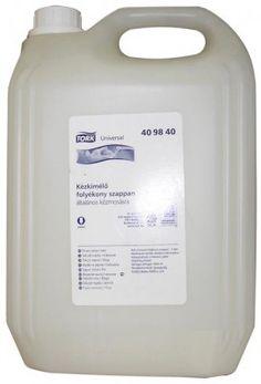 Tork Sapun lichid profesional, economic, la bidon de 5 litri