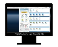 Magento Migration / Move / Transfer / Copy / Cloning from One Server to Another by AritonangWofa on Envato Studio Web Design Tips, Web Design Trends, Wordpress Admin, Modern Graphic Design, Magenta, Learning, Studio, Logo, Logos