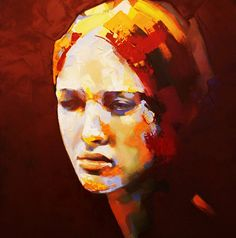 Solly Smook | new work, santidad oil and acrylic on canvas