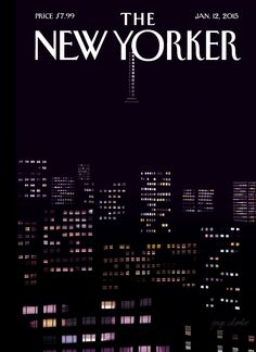 """It was a very foggy night, and the Empire State building kept appearing and disappearing—it was like a beacon, in and out of view...I thought, 'Where am I painting?' It was like a ghost ship in the middle of the sea."" Check out @20x200's own @thejorgecolombo in this week's @thenewyorker!"