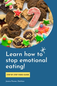 Hi! I'm Jessica, a Dietitian, and I used to stuff myself with food when triggered by certain emotions. But I've found a way out of that trap and I'd love to share it with you in my FREE video series! Sign up at the link. You got this! #comfortfood #emotionaleating #bingeeating #binge #comfortfoods #emotionaleater #overeating Healthy Kids, Healthy Eating, Non Perishable Foods, Smart Nutrition, Bread Alternatives, Different Diets, Quick Easy Desserts, Stop Eating, Comfortfood