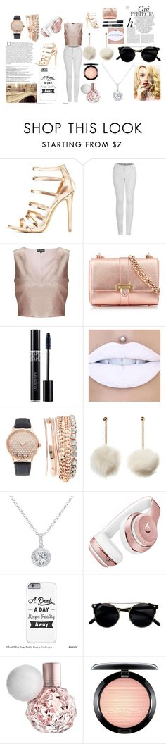 """style39"" by thatluxboy ❤ liked on Polyvore featuring Anne Michelle, 2LUV, Miss Selfridge, Aspinal of London, Christian Dior, Jessica Carlyle, EWA, Balmain, Whiteley and Beats by Dr. Dre"