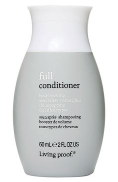 Living proof® 'Full' Body Boosting Conditioner for All Hair Types (2 oz.) available at #Nordstrom