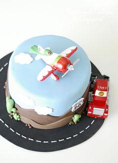 Semáforos y coches.  Cakepops y galletas Cars