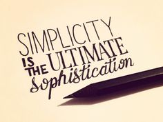 Hand Lettering Quotes Pt. 2 by Sean McCabe, via Behance