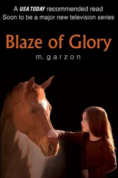 See my review of this soon-to-be television series of a young horse lovers life. http://www.bullocksbuzz.com/2013/01/blaze-of-glory-by-m-garzon.html