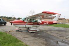 1974 Cessna 182P for sale in (3DA) Flushing, MI USA => http://www.airplanemart.com/aircraft-for-sale/Single-Engine-Piston/1974-Cessna-182P/8614/