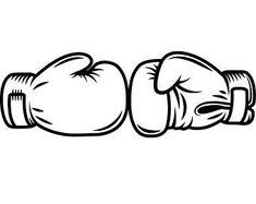 image result for boxing gloves clipart articles pinterest rh pinterest com boxing gloves clip art images boxing gloves clipart free download