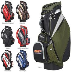 Titleist® Custom Lightweight Cart Bag