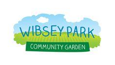 Wibsey Park Community Garden logo design and development.
