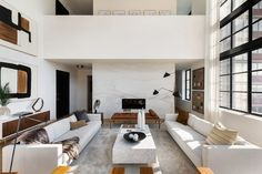Hudson Yards, New York City Apartment, Furniture Layout, Room Interior, Room Inspiration, Contemporary Design, Family Room, Floor Plans, Real Estate