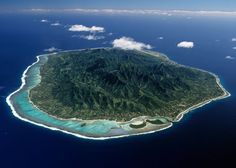 Rarotonga Cook Islands - I long to return! A true Paradise!