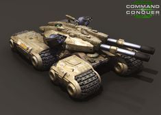 mammoth tank | Mammoth Tank image - C&C Paradise