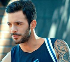 looks so sweet with his soft his and Turkish Men, Turkish Fashion, Turkish Beauty, Turkish Actors, Elcin Sangu, Tv Awards, Barbara Palvin, Big Love, Barista
