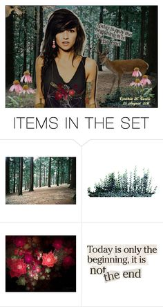"""Lost"" by cynthiahcurtis ❤ liked on Polyvore featuring art"