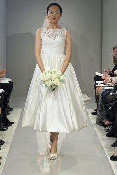 Tea-Length Wedding Dressses - Wedding Dresses and Fashion Ideas