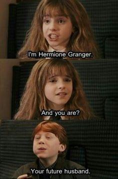 Imagen de harry potter, hermione, and hermione granger