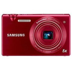 Samsung Multiview MV800 16.1MP Digital Camera with 5x Optical Zoom (Red) by Samsung. $220.39. Shooting every view from any angle.  Capture images from amazing angles with the Samsung MultiView. Easily tilt the revolutionary adjustable LCD screen from 0 to 180 degrees to ensure you get a great shot, even when your view is obstructed. Or adjust the LCD screen angle to capture a whole new perspective on an everyday moment. Coupled with a simple touch screen interface and 16.1 ...