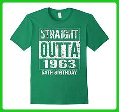 1d7392d9a Mens Straight Outta 1969 Funny Birthday Gifts T-Shirt Kelly Green - Birthday  shirts (*Partner-Link)