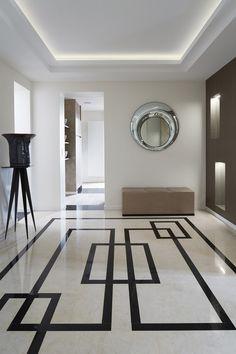 Nice tile pattern